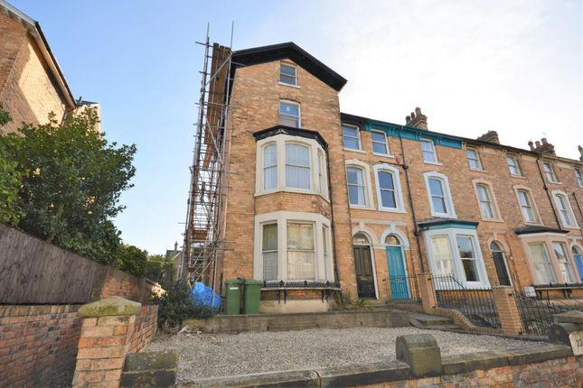 Thumbnail Flat to rent in Westbourne Grove, Scarborough, North Yorkshire