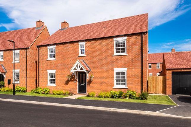 Thumbnail Detached house for sale in Flux Drive, Deddington, Banbury