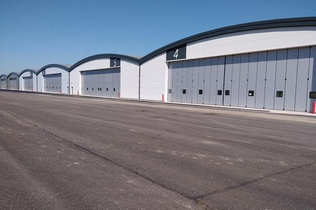 Thumbnail Warehouse to let in Business Hangars, Solent Airport At Daedalus, Spitfire Way, Fareham