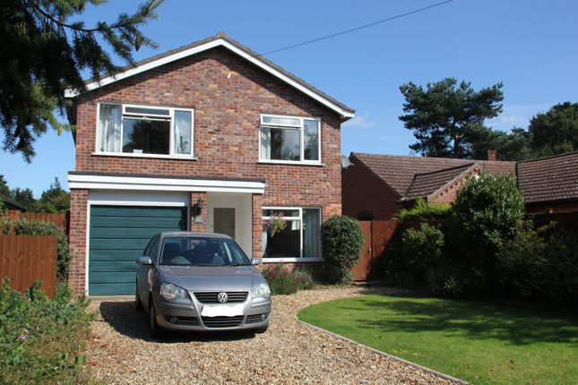 Thumbnail Detached house for sale in The Street, Geldeston