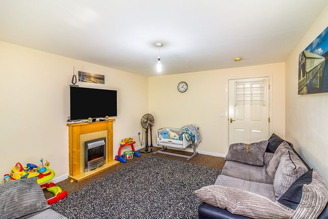 Lounge of Fielder Mews, Sheffield, South Yorkshire S5