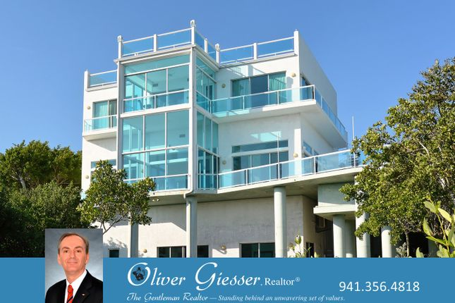 Thumbnail Property for sale in 5442/4 Gulf Of Mexico Dr, Longboat Key, Fl, 34228
