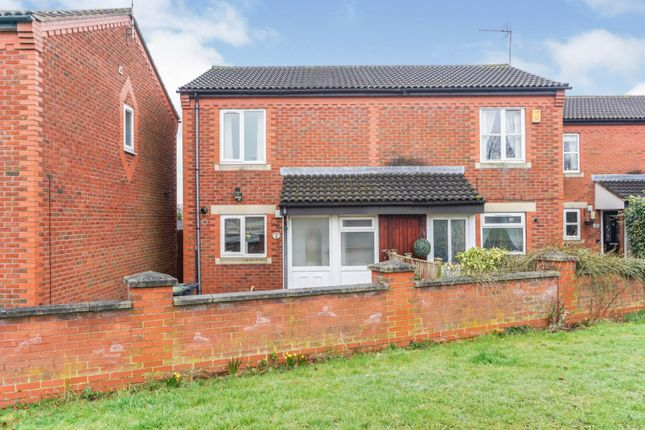 2 bed semi-detached house for sale in Calverton Close, Toton, Beeston, Nottingham NG9