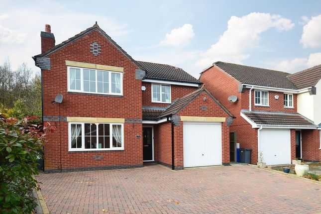 Thumbnail Detached house for sale in Charolais Crescent, Lightwood, Longton, Stoke-On-Trent