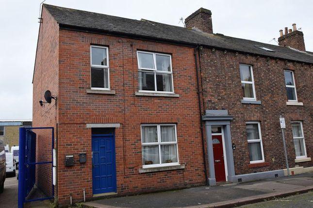 Thumbnail Flat to rent in Sheffield Street, Carlisle