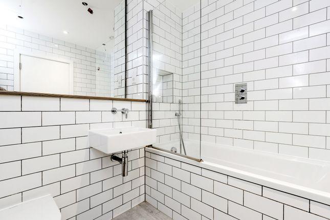 Bathroom of Home End House, Durnsford Road, Wimbledon SW19