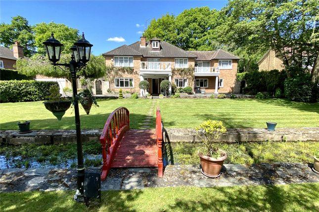 Thumbnail Detached house to rent in Lakeside Drive, Stoke Poges, Bucks