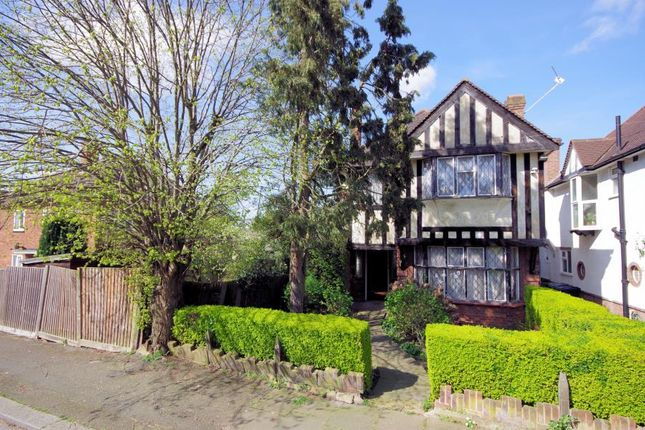 Thumbnail Land for sale in Holly Park Gardens, Finchley