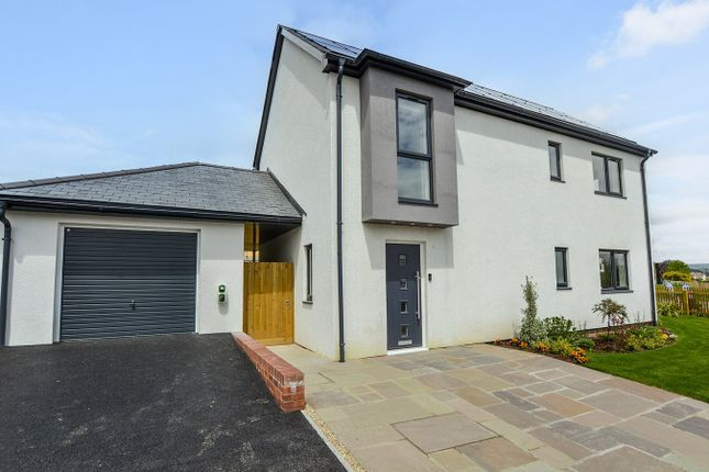 4 bed detached house for sale in North Road, South Molton EX36