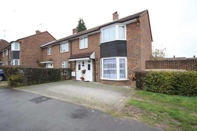 End terrace house in  Shelley Avenue  Bracknell R Reading