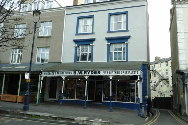 Thumbnail Retail premises for sale in Upper Mostyn Street, Llandudno