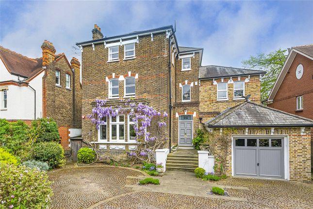 Thumbnail Detached house for sale in Ailsa Road, St Margarets, Richmond