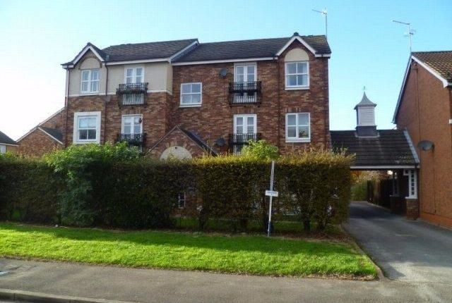Thumbnail Flat to rent in Mallyan Close, Howdale Road, Hull