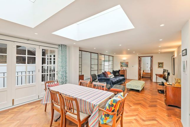 Thumbnail Flat for sale in Wimpole Street, Marylebone Village, London