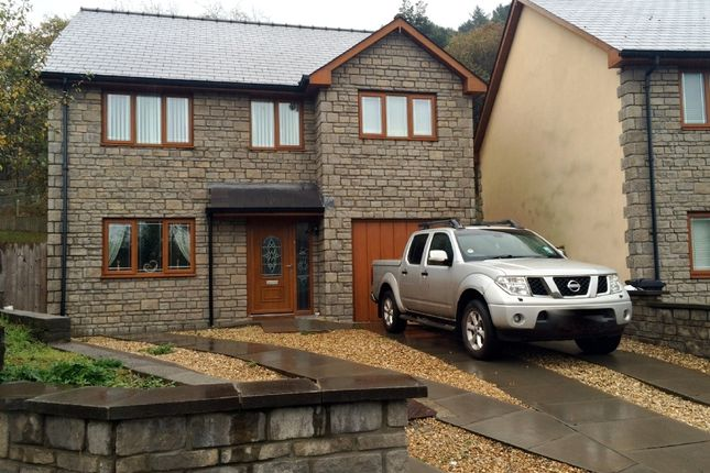 Thumbnail Detached house to rent in Tudor Grove, Margam, Port Talbot