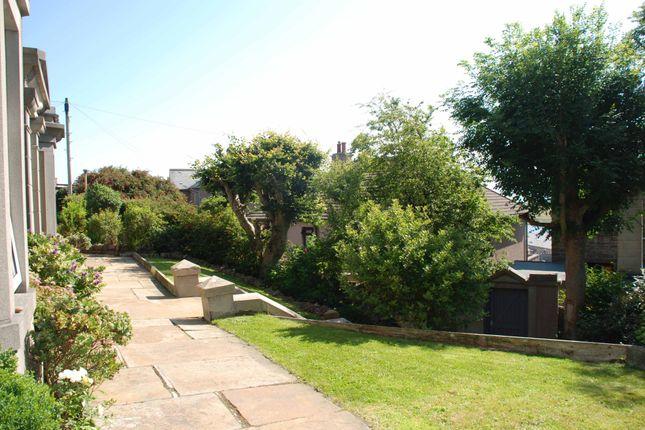 Garden of 1 Franklin Road, Stromness KW16