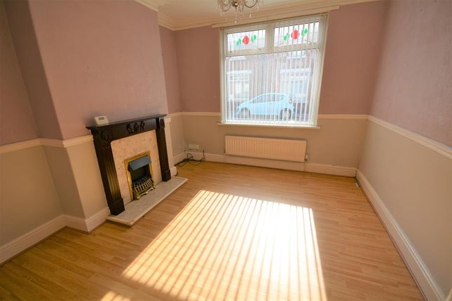 Living Room of Beaumont Street, Bishop Auckland DL14