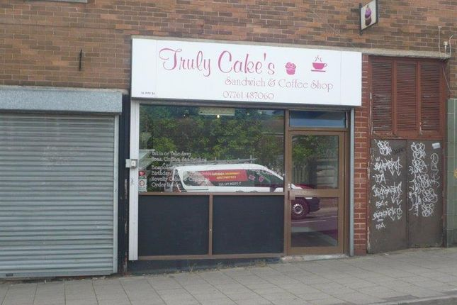 Thumbnail Retail premises to let in Pitt Street, Barnsley