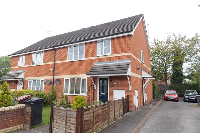 Thumbnail Maisonette for sale in School Road, Tilehurst, Reading