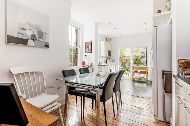 Thumbnail End terrace house for sale in Carysfort Road, Crouch End