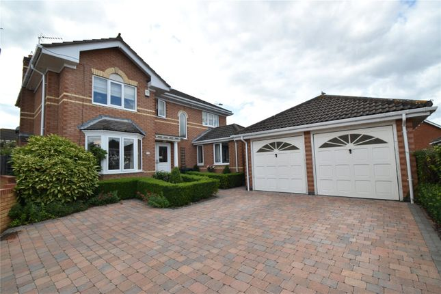 Thumbnail Detached house for sale in Charlotte Bronte Drive, Droitwich, Worcestershire
