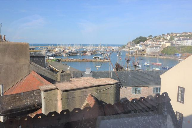 Thumbnail Maisonette for sale in Higher Street, Brixham, Devon