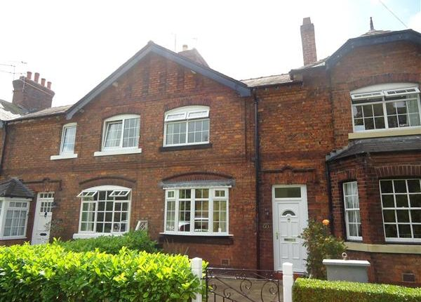 Thumbnail Terraced house to rent in Railway Cottages, Station Road, Salwick