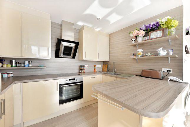 Kitchen of Boardwalk Place, London E14