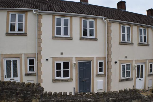 Thumbnail Terraced house to rent in Coombend Rise, Coombend, Radstock