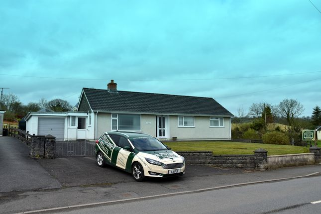 Thumbnail Bungalow for sale in Velindre, Llandysul