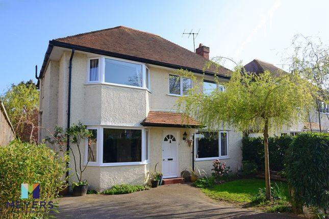 Thumbnail Detached house for sale in Alverton Avenue, Poole Park Area