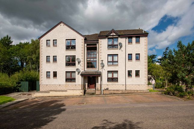 Thumbnail Flat for sale in Tulloch Square, Dingwall, Ross-Shire, Highland