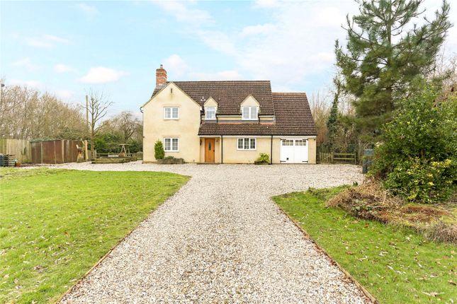 Thumbnail Detached house for sale in Rixon Gate, Ashton Keynes, Wiltshire
