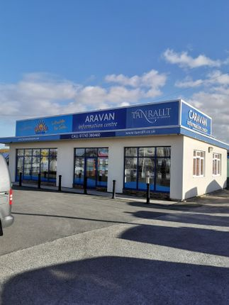 Thumbnail Retail premises to let in Towyn Road, Towyn