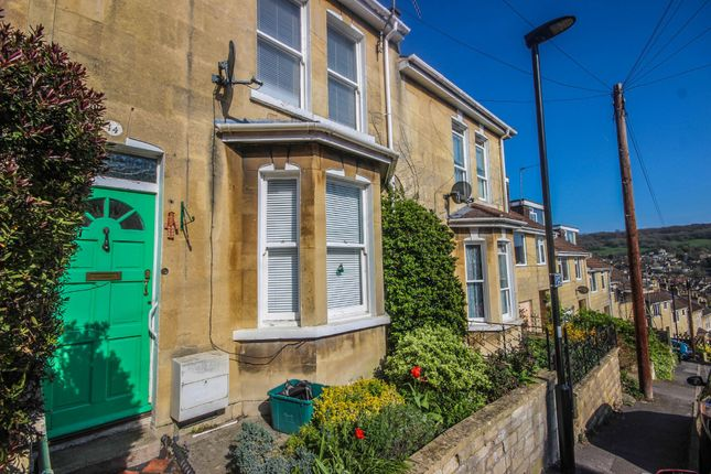Thumbnail Terraced house for sale in Pera Place, Bath