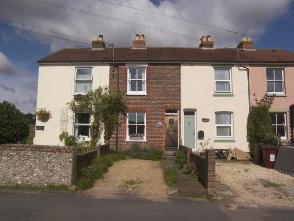 Thumbnail Terraced house for sale in Commonside, Westbourne, Emsworth