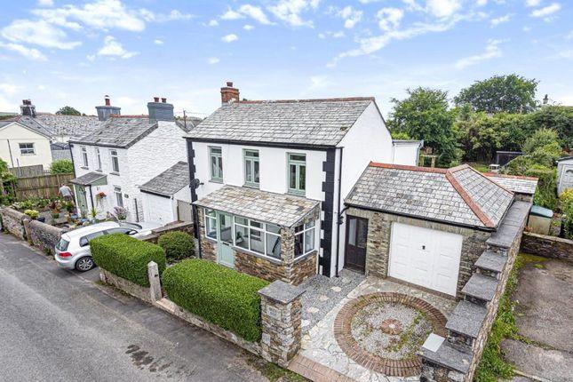 Thumbnail Detached house for sale in Slade Park Road, Pensilva, Liskeard, Cornwall