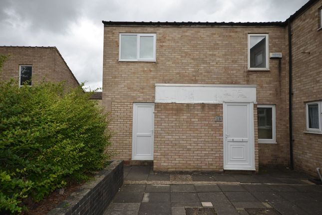 Thumbnail Terraced house for sale in Sturton Walk, Corby