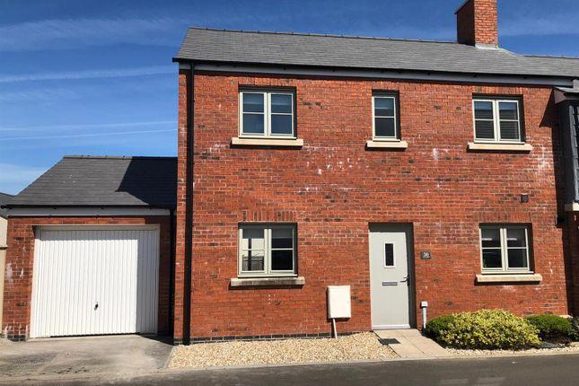 Thumbnail Semi-detached house for sale in Lle Crymlyn, Llandarcy, Neath