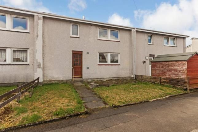 Thumbnail Terraced house for sale in Castle Crescent, Doune, Stirlingshire