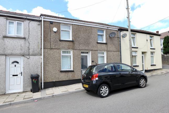 Thumbnail Terraced house for sale in Cross Street, Penywern, Merthyr Tydfil