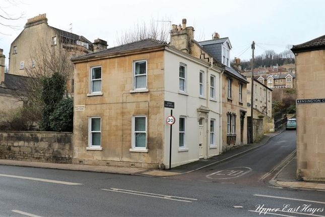 Thumbnail Semi-detached house for sale in Upper East Hayes, Walcot, Bath