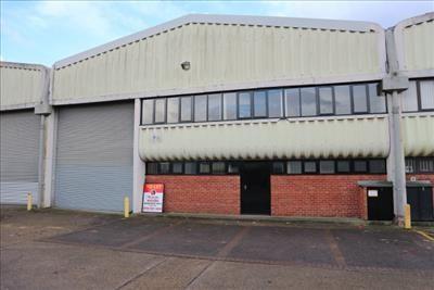 Thumbnail Light industrial to let in Unit 9, Nimrod Industrial Estate, Nimrod Way, Reading, Berkshire