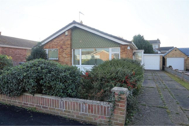Thumbnail Bungalow for sale in Bosgate Rise, Great Yarmouth