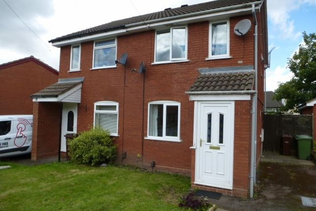 Semi-detached house for sale in Alderton Drive, Wolverhampton