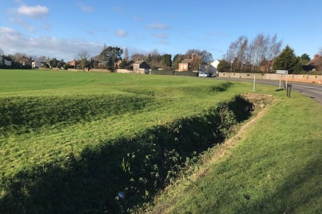 Land for sale in Outwell Road, Elm, Wisbech, Cambridgeshire