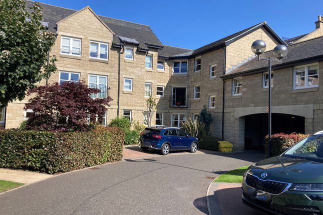 Thumbnail Flat for sale in Kerfield Court, Kelso