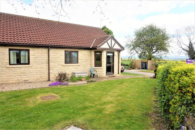 2 bed semi-detached bungalow for sale in Hurrell Lane, Thornton Le Dale YO18