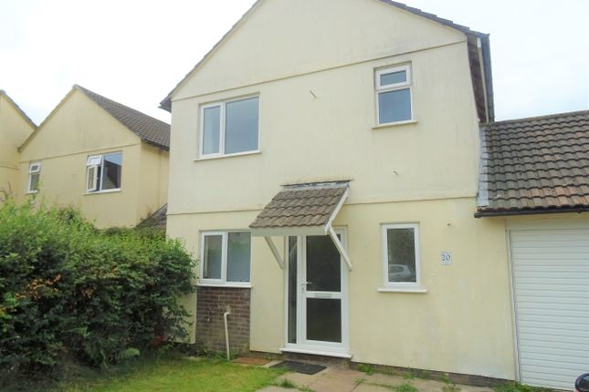 Thumbnail Semi-detached house to rent in Christa Court, Upton Cross, Liskeard