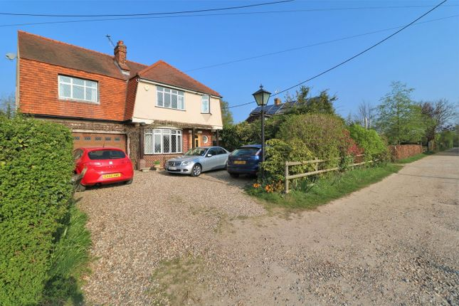 Thumbnail Detached house for sale in Ballast Quay Road, Wivenhoe, Essex